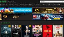 83 website có dấu hiệu vi phạm bản quyền truyền hình