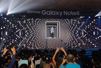Galaxy Note 8 ra m�t ho�nh tr�ng t�i Vi�t Nam