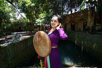 Nhan sắc 'chim sá cá lặn' của mỹ nhân có khuôn mặt đẹp nhất 'Hoa hậu Việt Nam 2016'