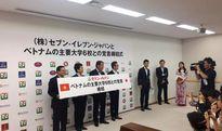 ĐH Đông Á Đà Nẵng ký kết đào tạo với tập đoàn 7-Eleven Japan