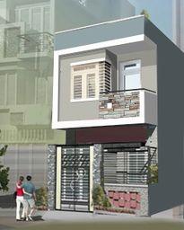 Sao phải tốn tiền tỉ, 500 triệu vẫn xây được nhà 2 tầng hiện đại, đầy đủ tiện nghi