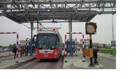 'Xả' trạm thu phí phục vụ công tác chống bão