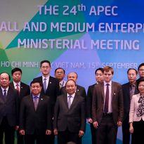 Khai mạc Hội nghị Bộ trưởng doanh nghiệp nhỏ và vừa APEC lần thứ 24