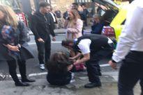 Nổ trên tàu điện ngầm ở London, hành khách náo loạn