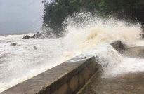 Nghệ An: Sẽ vận hành xả lũ thủy điện Khe Bố