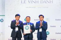 Petrolimex dẫn đầu 'Top 50 công ty niêm yết tốt nhất Việt Nam 2017'