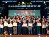 Hội Doanh nghiệp tiêu biểu Nghệ An: Nơi hội tụ những doanh nghiệp hàng đầu xứ Nghệ