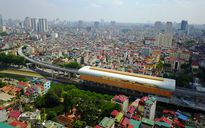 Những ga đường sắt trên cao sắp hoạt động ở Hà Nội