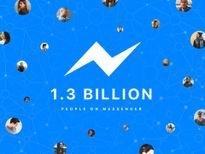 Facebook Messenger công bố có hơn 1,3 tỷ người dùng tích cực hàng tháng