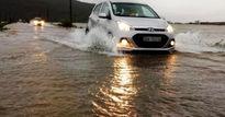 Thanh Hóa: Nhiều bản, làng miền núi bị nước lũ chia cắt sau bão