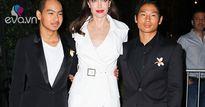 """Angelina Jolie từng gặp sự cố """"bốc mùi"""" khi mặc váy dính nước tiểu của con đến thảm đỏ"""