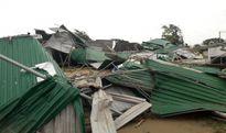 Nghệ An: Hai người thương vong do bão số 10