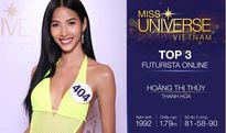Hoàng Thùy chiến thắng giải thưởng ảnh 'Futurista – Universe Online