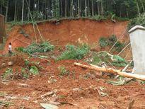 Yên Bái: Mưa lớn gây sạt lở đất, ách tắc nhiều tuyến đường