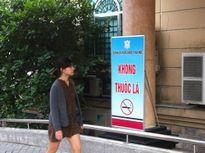 Nói không với thuốc lá tại các trường ĐH, CĐ