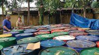 Triệt phá đường dây rút trộm xăng dầu quy mô lớn ở Thành phố Hồ Chí Minh