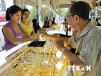 Giá vàng Rồng Thăng Long giảm 20.000 đồng phiên mở cửa đầu tuần