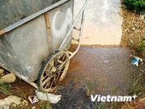 Hà Giang: Dân kêu trời vì mùi hôi thối của bãi gom rác không quy hoạch