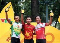 Chặng 14 Giải xe đạp quốc tế VTV – Cúp Tôn Hoa Sen 2017: Jiang Jung đoạt áo Vàng chung cuộc