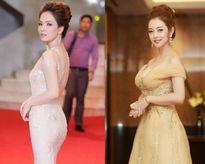 Đan Lê, Jennifer Phạm 'đấu' Phạm Hương, Kỳ Duyên xem ai mặc đẹp nhất tuần