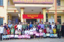 Nhiều hoạt động nghĩa tình sẻ chia khó khăn tới bà con vùng cao hai tỉnh Lào Cai - Yên Bái