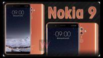 Bất ngờ rò rỉ Nokia 9: màn hình không viền, mặt kính cong