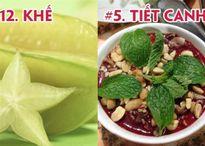 Xếp hạng 12 món ăn được yêu thích trên thế giới nhưng lại gây nguy hại tính mạng con người