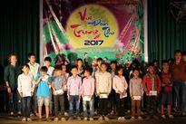 LĐLĐ tỉnh Sơn La: Tổ chức Trung thu cho học sinh xã đặc biệt khó khăn Chiềng Phung