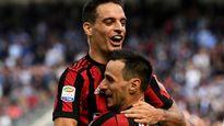 AC Milan vào top 4 sau trận thắng Udinese