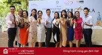 30 Biên tập viên Đài THVN trình diễn thời trang ủng hộ chương trình 'Trái tim cho em'