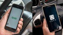 TP.HCM muốn Grab, Uber ngưng kết nối xe mới