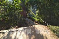 Thông xe đường lên huyện Trạm Tấu, Yên Bái