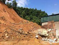 Yên Bái: Gần 20 hộ dân thiệt hại nặng do sạt lở ta luy