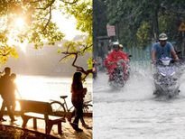 Dự báo thời tiết ngày 20/9: Thủ đô Hà Nội tiếp tục nắng nóng, phía Nam mưa dông diện rộng