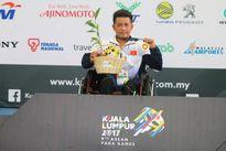Para Games 9: Việt Nam lọt vào top 4 sau ngày thi đấu đầu tiên
