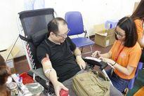 Hạnh phúc khi có đủ sức khỏe để hiến máu