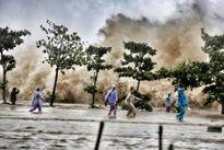 Ngành y tế thống kê: 9 người chết 4 người mất tích sau sau bão số 10