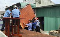 Cưỡng chế 3 công trình xây dựng không phép ở Bà Rịa - Vũng Tàu
