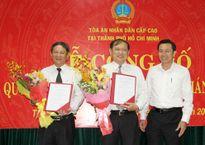 Nhân sự mới TPHCM, Nghệ An, Lạng Sơn, Gia Lai, Bình Thuận