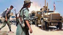 Hoa Kỳ tiếp tục chặn quân đội Syria đánh Deir ez-Zor