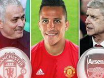 MU – Mourinho 'đi đêm', Sanchez ẵm 25 triệu bảng về Old Trafford