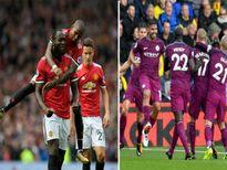 MU & Man City đua 'song mã': Mou - Pep tái hiện Real & Barca ở NHA