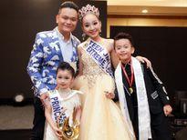 Việt Nam đại thắng trên đấu trường siêu mẫu nhí quốc tế