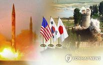 Hàn Quốc, Mỹ, Nhật cam kết 'gây sức ép tối đa' đối với Triều Tiên