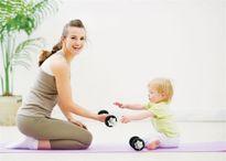 Cách làm nhỏ bụng sau sinh nhanh chóng không cần tập thể dục