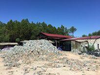 Thừa Thiên Huế: Dân bức xúc 'tố' cơ sở tái chế nhựa gây ô nhiễm