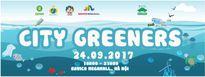 Cuộc đua thực tế vì môi trường 'Thợ xanh thành phố - City Greeners 2017'