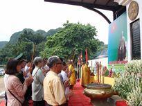 Đúc đồng Bảo tượng Chủ tịch Hồ Chí Minh tại tỉnh Sơn La