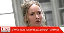 Vạ miệng xúc phạm Tổng thống Donald Trump, Jennifer Lawrence bị tẩy chay 'sấp mặt'
