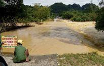 Nghệ An: Mưa lớn gây ngập lụt tại huyện Con Cuông